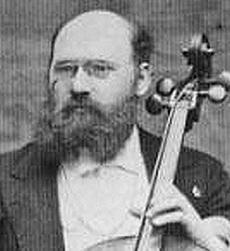 Concerto for cello and orchestra No.2 in a-moll `Fantastique` (1871), op.  4 (Fitzenhagen)