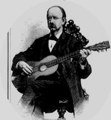 The Spanish Fandango for guitar,  (Hayden)