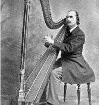 Serch Huddl - Love`s Fascination for harp,  (Thomas)