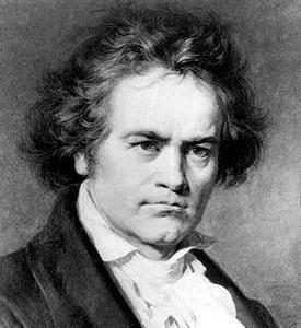 Parts of compositions,  (Beethoven)