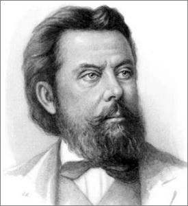 Parts of Works,  (Mussorgsky)