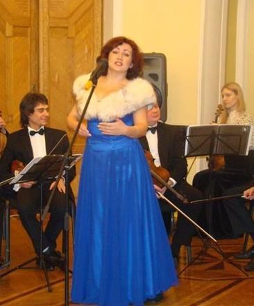 Elena Stromilo