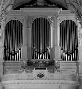 Fuga in a-moll for organ,  (Boehm)
