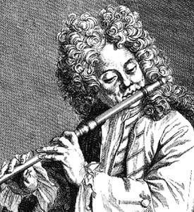 Suite No. 3 in G-dur (First Book of Pieces for Transverse Flute, 1708), 2 (Hotteterre)
