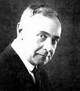 Sergey Koussevitzky
