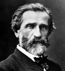 Credo for tenor, bass, male choir and orchestra,  (Verdi)