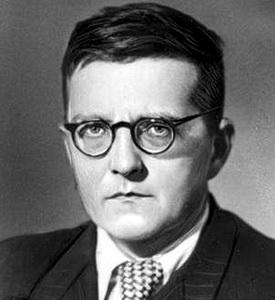 Parts and fragments of compositions,  (Shostakovich)