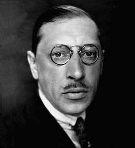 Symphony of Psalms for chorus and orchestra in three parts on the Latin texts of the Old Testament (1930),  (Stravinsky)