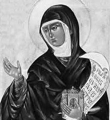 11,000  Virgins: Chants for the Feast of St. Ursula,  (Hildegard-fon-Bingen)