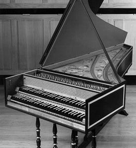 Sonata IV for Harpsichord,  (Pescetti)