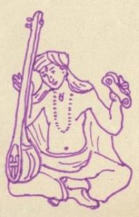 Jagadananda Karaka,  from the collection of Pancharatnam-krithi ( Five jewels ).,  (Tyagabrahmam)