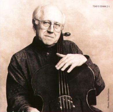 Humoresque, Op. 5,  (Rostropovich)
