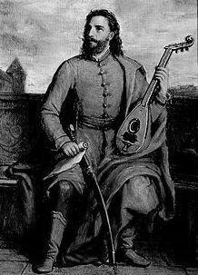 Transylvanian History (1554),  (Tinody)