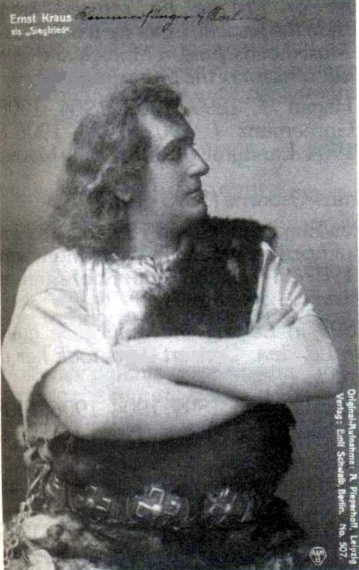 Ernst Kraus-