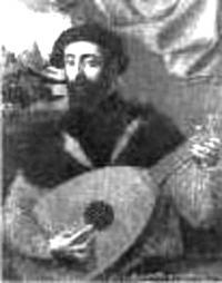 Cantata III `Con piu Lucidi Candori` for voice, chalumeau, 2 violins, lutes & b.c.,  (Conti)