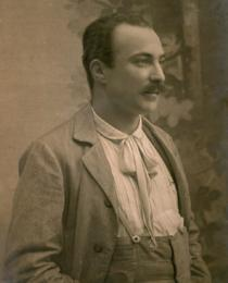 L`Aviatore Dro, intermezzo of opera (1913-1920),  (Balilla-Pratella)