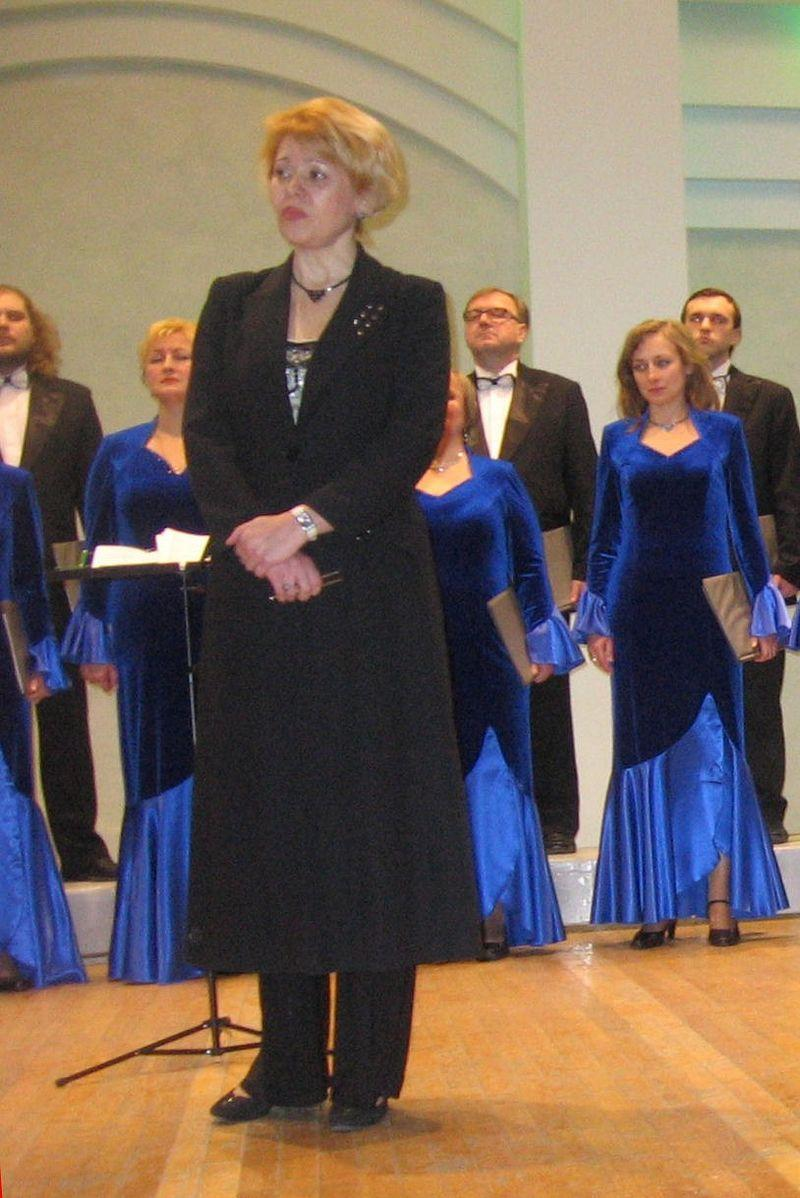 Natalia Mikhailova