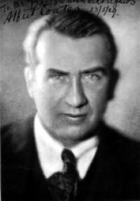 Albert Coats