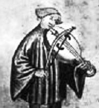 L`aquila bella negra, madrigal,  (Gherardello-da-Firenze)