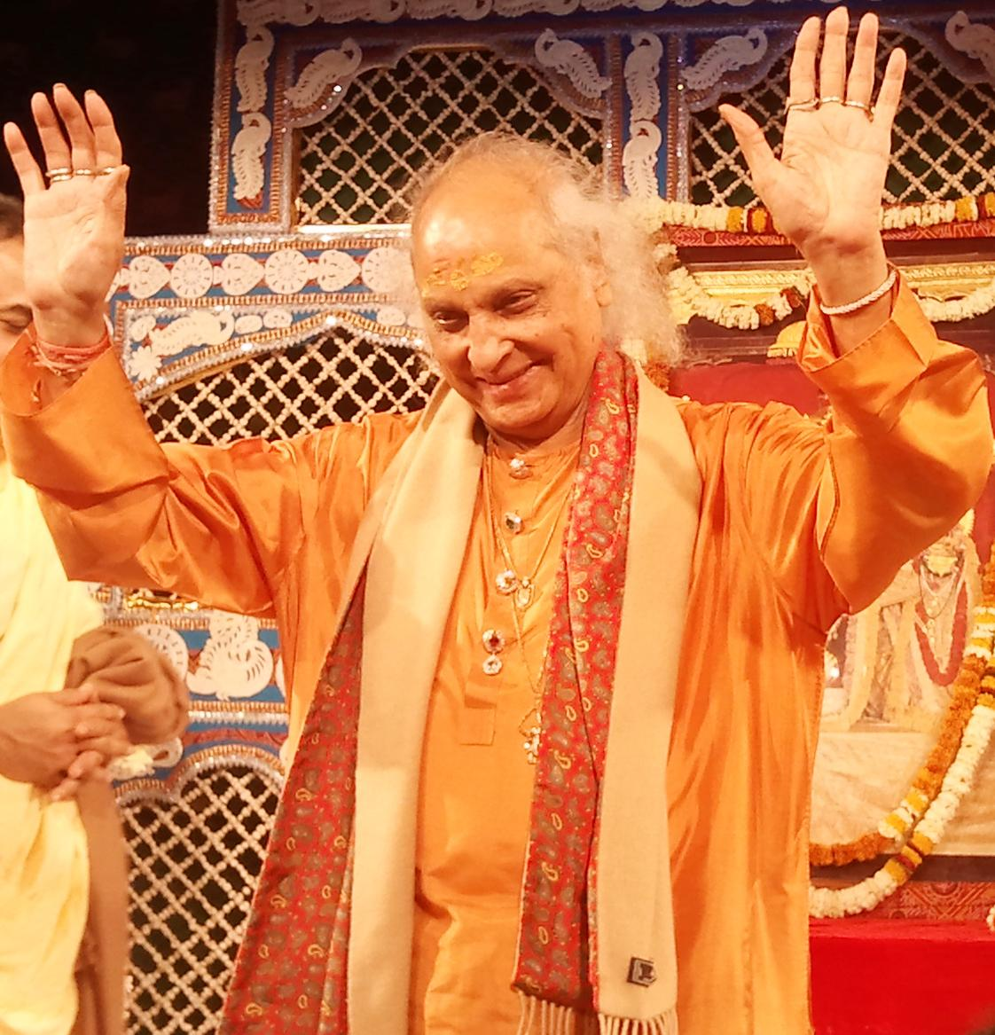 Darbary, Raga, 1987,  (Jasraj)