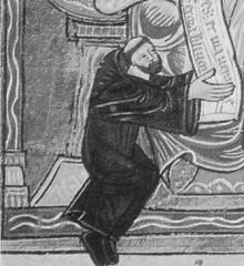 Nos qui vivimus benedicimus dominum, Organum,  (Cluny)