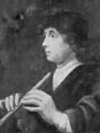 Canzone a due soprani in echo,  (Riccio)