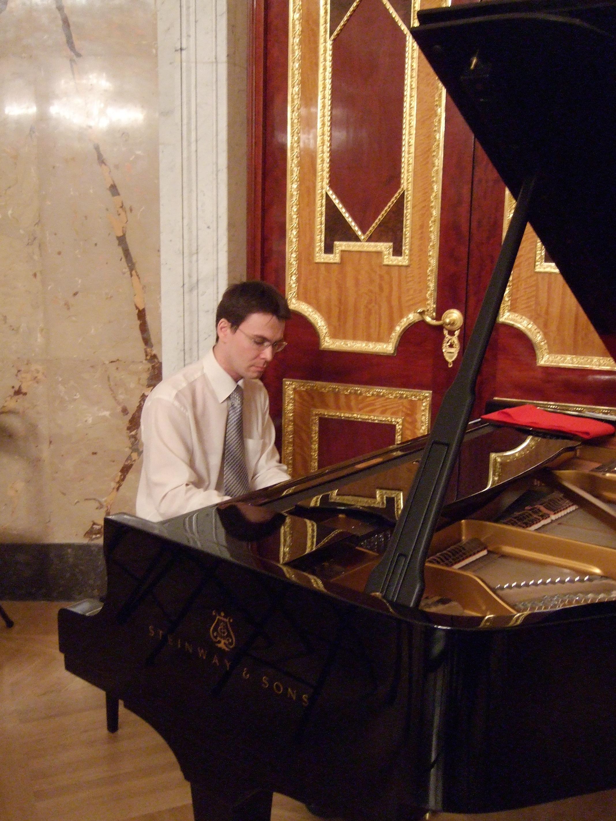 Sonata №2 for Piano (2000),  (Politykin)