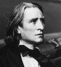 Song `Der Glückliche` for voice and piano, S.334 (Liszt)