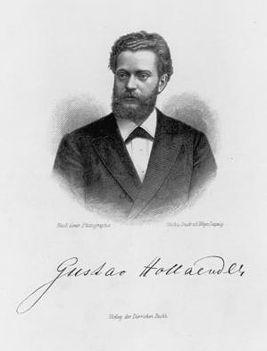 Gustav Hollaender