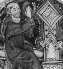 Monk of Sant-Joan