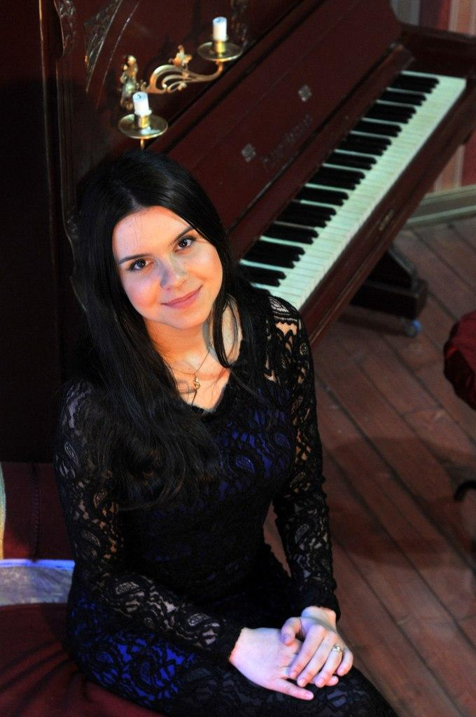 Alina Medvedeva