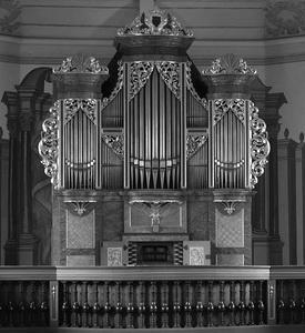 Fantasia I in d-moll for organ,  (van-Noordt)