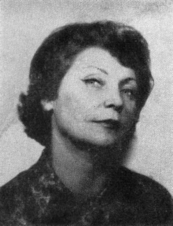 Tamara Petrova