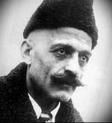 The Bokharian Dervish, Hadji Asvatz-Troov,  (Gurdjieff)