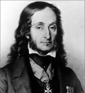 Part of composition,  (Paganini)