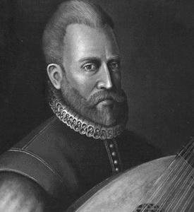 Think`st thou then by thy feigning,  (Dowland)