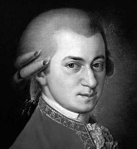 Hymn `Justum dixit Dominus` for choir and organ (1771?), KV326 (93d) (Mozart)
