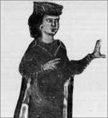 `Pos de chantar m`es pres talens`,  (Guillaume-IX)
